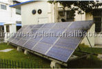 NEW design 8Kw home solar power station / portable solar energy 20W , solar energy system 10kW