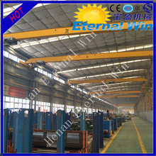 10 ton overhead crane for workshop