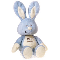 Super soft plush polyester fashionable soft rabbit toys for kids