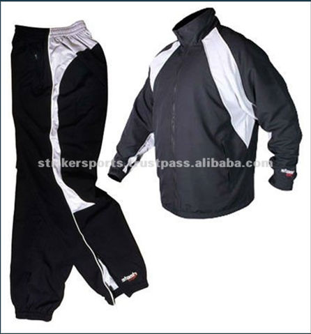 High Quality Fashion Custom 100% Polyester Jogging Suit