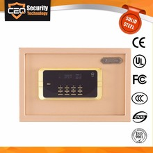 Portable Key Cars Hidden Floor Business Small Safe
