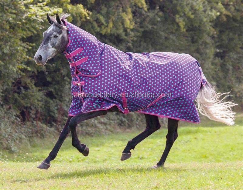Waterproof Spotty Turnout Horse Rug Rugs Patterns For Blankets Product On Alibaba Com