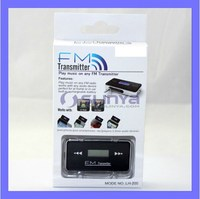 Radio Equipment Cars FM Transmitter Mobile Phone MP3 Player LH-101