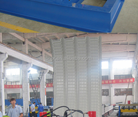 Good Curve Roof Tile Machine/Cement Roof Shingles Forming