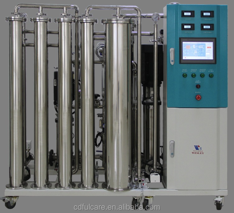 CE approval -Water Purification Machine