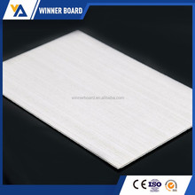 Backer board/lining Thickness 3-20mm fireproof waterptoof magnesium oxide wall board made in china use in hospitals