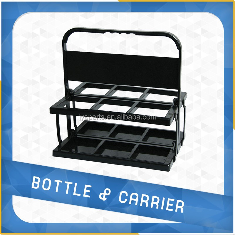 Sports water bottle carrier