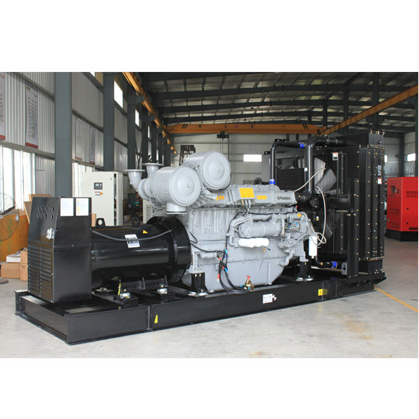 China factory sale 500kva 400kw diesel generator set