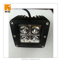 3inch 12w car led driving light cube led working light 12watt for 4x4 nissan navara