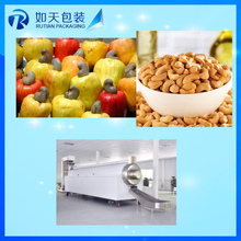 electric automatic cashew nut processing machine / peanut roasting machine