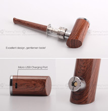 Fashional design k1000plus pipes from kamry with x6 plus atomizer