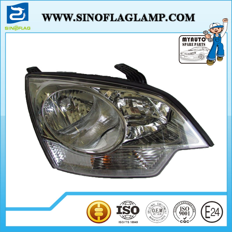 Hot New Headlamp used for Chevrolet Captiva 2013 Direct Factory