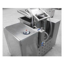 Used commercial pizza/bread vacuum dough mixer
