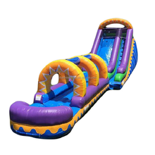 Good quality inflatable water slip n slide for adult