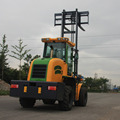 Hot selling 4 ton 4x4 all terrain forklift with high quality