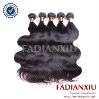 100% Unprocessed hair wefts unprocessed real grey human hair weaving