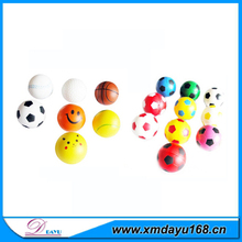 Cheap Well Quality Colorful Promotion Bulk Stress Ball