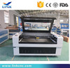 Good character laser paper cutting machine 1610 co2 laser cutting machine price