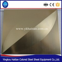 Advertising Background Wall Decorating Plate Integration ceiling gusset plate