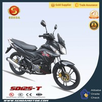 125CC CUB Motorcycle For DOCKER Morocco Market SD125-T