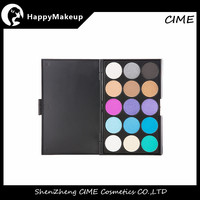 15 Color high pigment Eyeshadow For Makeup