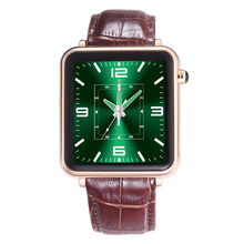 L1S Bluetooth 4.0 Business Smart Watch MTK2502A for iPhone 6 6 + 6S 6S Plus IOS 7.0 Android 4.3 Bluetooth Smartphone Pedometer