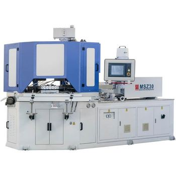 plastic injection blowing molding machines