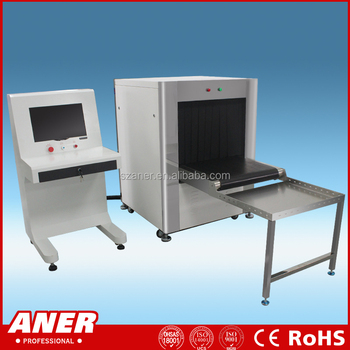 China supplier, K6550 baggage security airport xray scanner