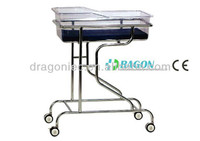DW-CB06 medical baby bed for sale plastic baby crib