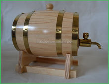 Barrel Type and Wine Usage Large Wooden Wine Barrel