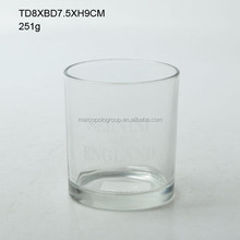 Home & Garden glass tumbler cups