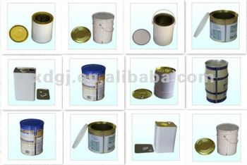 paint/oil/thinner tin canning equipemt/machine