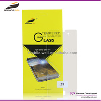 [Somostel] High quality for sony xperia z3 privacy screen protector