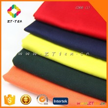 Latest tops printed dyed cotton spandex drill stock fabric