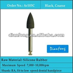 dental polishing silicon