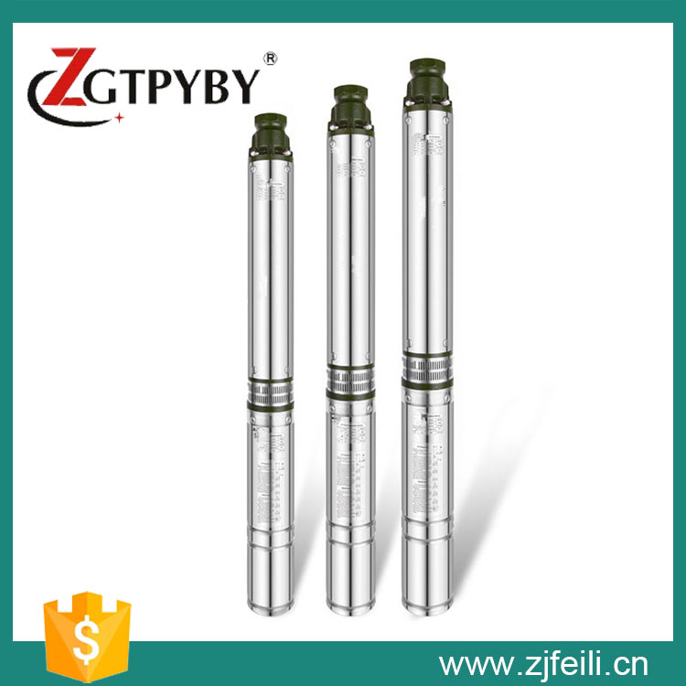 Manual well water pump for long distance water pump