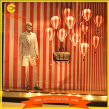 2016 brands fashion visual merchandising design promotions props strap balloon display