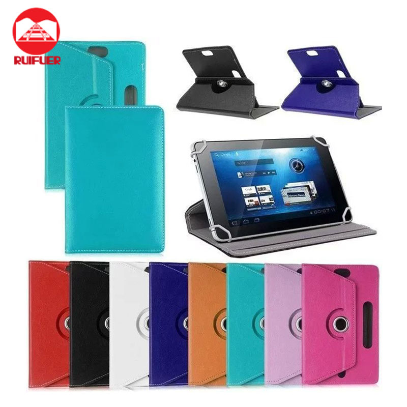 Manufacturer Wholesale Cheap Universal 360 Degree Rotated Stand PU Leather Case Cover for Samsung Galaxy Tab A 9.7 T550