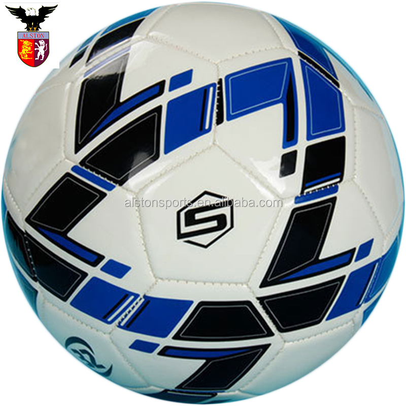 ALSOTN Football Training Customied Logo Football Soccer Size 5