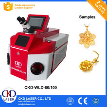 Mini Micro Laser Spot Gold Welder Machine Welding Jewelry