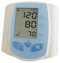 Wrist Type Fully Automatic Blood Pressure Meter