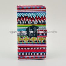 Tribal style leather case for Samsung Galaxy Note 3 wallet case