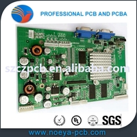 one touch business service ltd single layer pcb assembly in shenzhen
