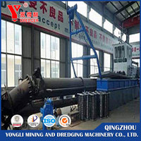Cutter Suction Dredging Equipment from China Manufacturer