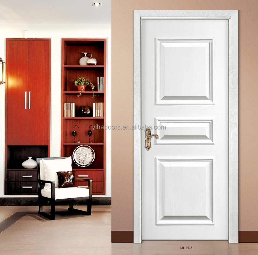 Latest design wooden single house main doors in turkey for Latest design for main door