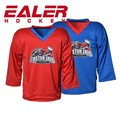Wholesale Custom Logo & Number Reversible Jerseys Blank Ice hockey Jersey With High Quality