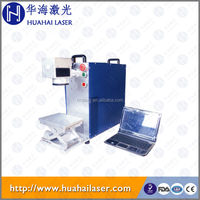 Laser marking machine for sale 10w 20w portable fiber laser marker for metals and plastic
