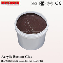 Acrylic Water-based Adhesive for metal sheet with factory price
