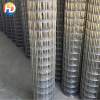 Long working life trade assurance welded rabbit cage wire mesh roll