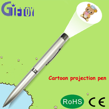 special portable tool Led Light Logo Projector Pen Multifunction Pen
